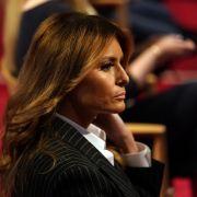 Ekelhaft! SO schamlos beutet Donald Trump die First Lady aus (Foto)