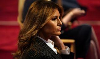 Wird Melania Trump von ihrem Mann schamlos ausgenutzt? (Foto)