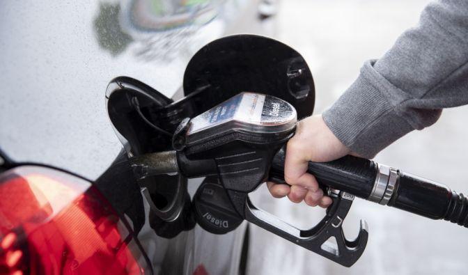 Benzin statt Diesel getankt