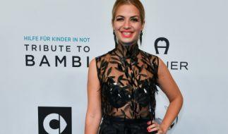 Susan Sideropoulos, hier bei einer Wohltätigkeits-Gala (Foto)