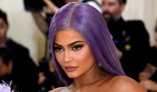 """Kylie Jenner präsentierte ihren Instagram-Fans einen rundum """"runden"""" Look. (Foto)"""
