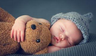 Ein Mann hat ein drei Monate altes Baby schwer misshandelt. (Foto)