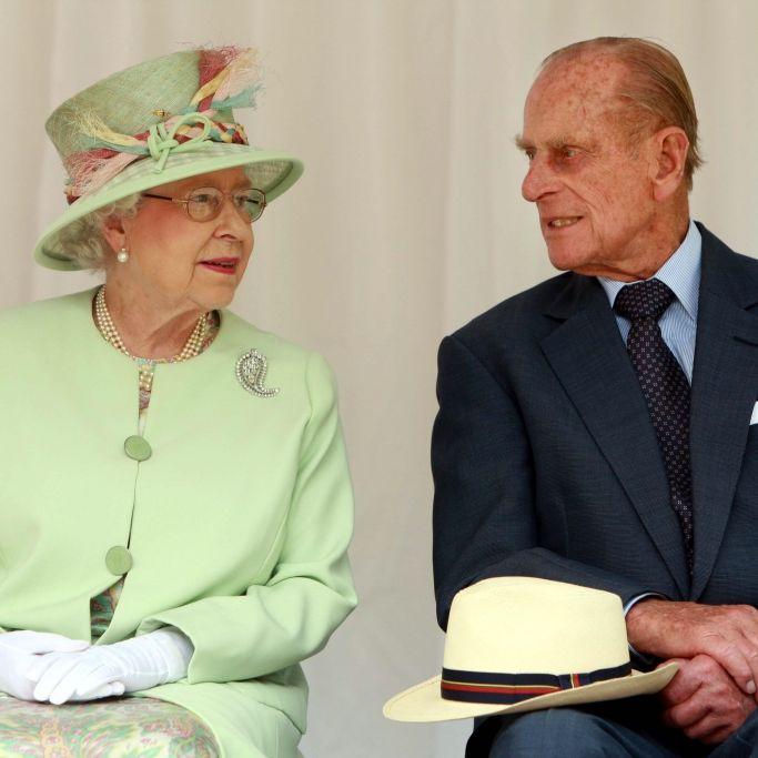 Sorge um Prinz Philip! DIESER Geheim-Plan sollte ihn schützen (Foto)