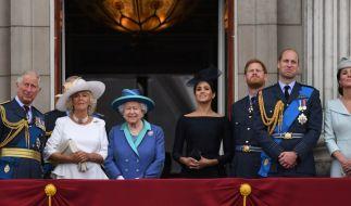 Diese kuriosen Essgewohnheiten pflegen Prinz Charles, Kate Middleton und Co. (Foto)