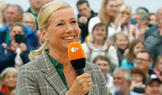 """Andrea Kiewel hat die """"Fernsehgarten""""-Saison hinter sich gebracht. (Foto)"""