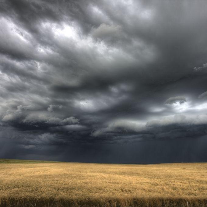Unwetter im Anmarsch! HIER drohen am Mittwoch schwere Sturmböen (Foto)