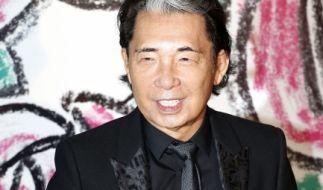 Kenzo Takada ist tot. (Foto)