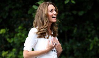 Royals-Experte sicher: Kate Middleton soll wieder schwanger sein. (Foto)