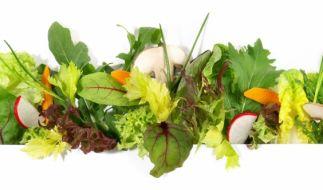 Salat kann schnell ungesund werden. (Foto)