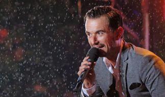 Florian Silbereisen mal wieder live am Mikrofon (Foto)