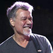 Eddie Van Halen, Rock-Musiker (26.01.1955 - 06.10.2020)
