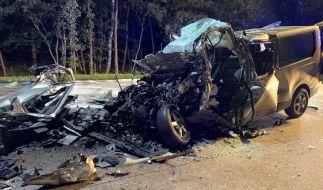 Bei einem Autounfall auf der Autobahn 1 sind fünf Menschen gestorben. (Foto)