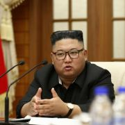 Nordkorea-Diktator kündigt80-Tage-Schlacht an (Foto)