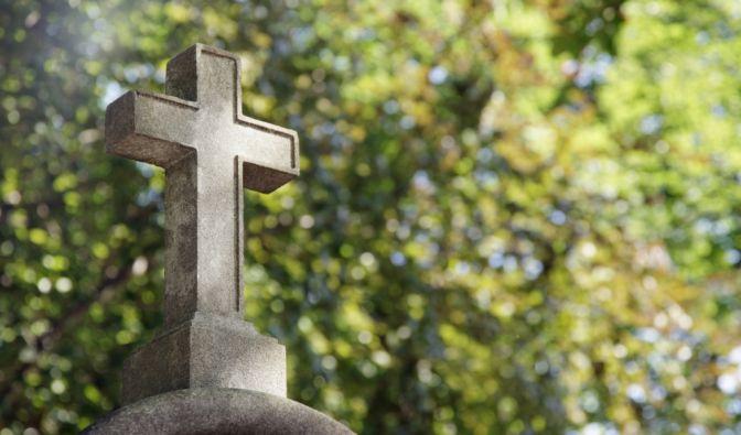 Friedhof für Föten in Rom