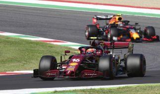 Vom 09. bis 11. Oktober treffen die Formel 1-Piloten beim Großen Preis der Eifel aufeinander. (Foto)