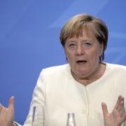 Neuinfektionen explodieren! Merkel will KEINEN zweiten Lockdown (Foto)