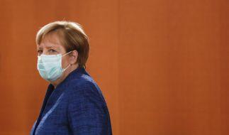 Die Corona-Neuinfektionen sind in Deutschland erneut gestiegen. Die Kanzlerin berät sich mit den Verantwortlichen der großen deutschen Städte über die Corona-Lage. (Foto)