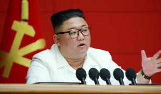 Kim Jong-un steckt Systemkritiker ins Konzentrationslager. (Foto)