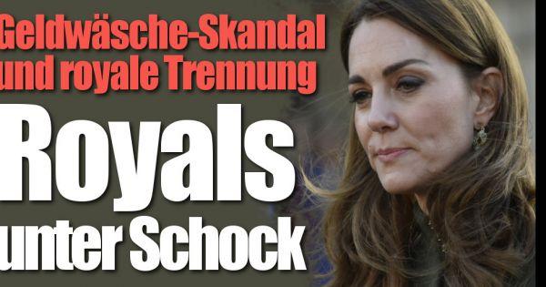 Kate Middleton, Prinz William, Meghan Markle: Geldwäsche und Royals-Trennung: DIESE News schockierten