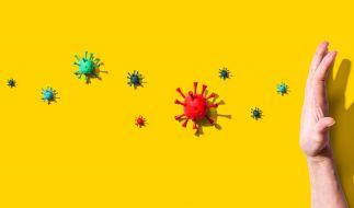 Nicht nur Fieber und Husten deutet auf eine Corona-Infektion. (Foto)
