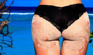 Demi Rose urlaubt derzeit auf den Malediven. (Symbolbild) (Foto)