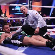 Ko-Niederlage in Runde 3! Dominic Bösel geht gegen Robin Krasniqi Ko (Foto)