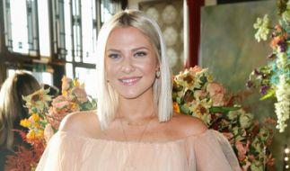 Für ihren neuesten Instagram-Post erntete RTL-Star Valentina Pahde sogar einen Heiratsantrag. (Foto)