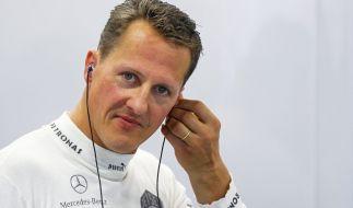 Michael Schumachers Familie gratulierte Lewis Hamilton zum Sieg. (Foto)