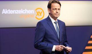 """Ungeklärte Kriminalfälle sind das Spezialgebiet von Rudi Cerne bei """"Aktenzeichen XY... ungelöst"""" im ZDF. (Foto)"""
