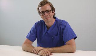 """Dr. Johannes Wimmer hat mit """"Wissen ist die beste Medizin"""" seine eigene Sendung im NDR. (Foto)"""
