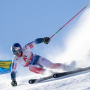 Der Ski-alpin-Weltcup 2020/21 der Herren macht 22. Dezember 2020 Halt inMadonna di Campiglio zum Nacht-Slalom. (Foto)