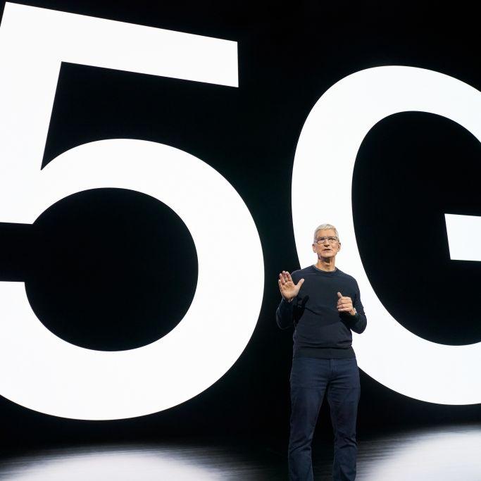 iPhone 12 präsentiert - das kann das neue Apple-Smartphone (Foto)