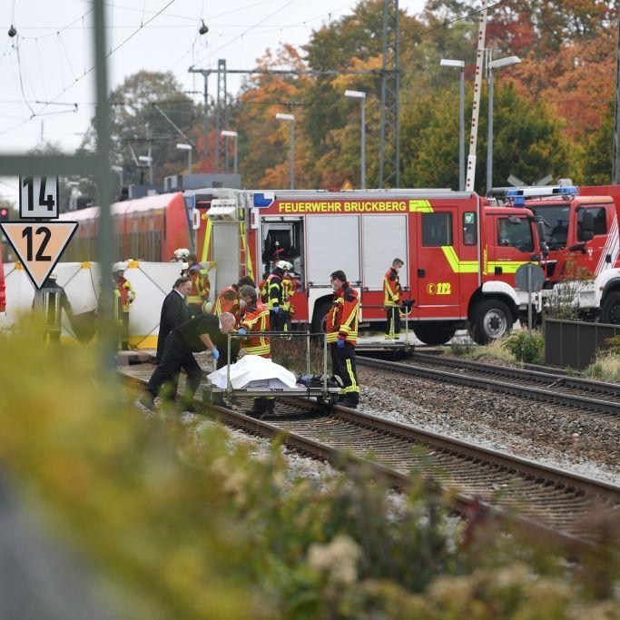 Sie rannten über die Gleise! Brüder (13, 17) tödlich von Zug erfasst (Foto)