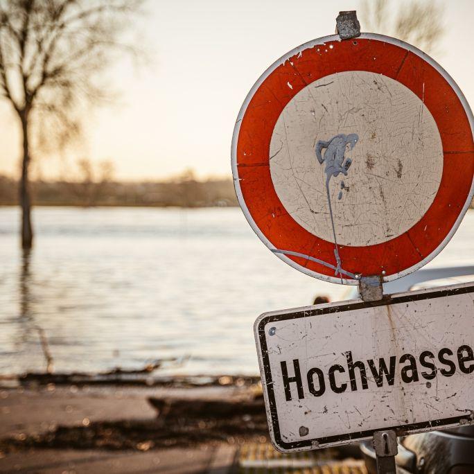 Sturmflut an der Ostsee! Meteorologen warnen vor Hochwasser (Foto)
