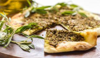 Pizza zum Frühstück? Wie wäre es mit Manakish. (Foto)
