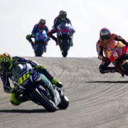 Renn-Ergebnisse aus Aragón in MotoGP, Moto2, Moto3 (Foto)