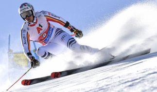 Beim Riesenslalom in Sölden zum Auftakt der Ski-alpin-Weltcup-Saison 2020/21 geht auch Stefan Luitz aus Deutschland an den Start. (Foto)