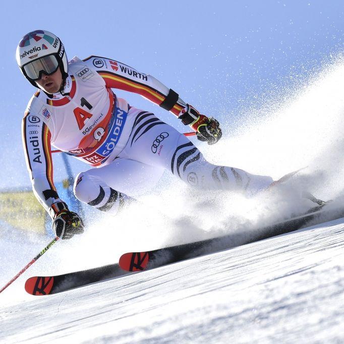 Deutsche Ski-Asse verpatzen Saisonstart im Herren-Riesenslalom (Foto)
