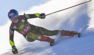 Mikaela Shiffrin (USA) musste ihre Teilnahme beim Riesenslalom in Sölden zum Ski-alpin-Weltcup-Auftakt absagen. (Foto)