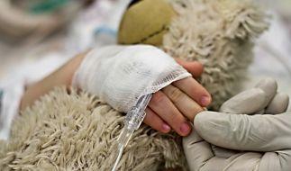 Die Niederlande wollen Sterbehilfe für Kinder unter 12 erlauben. (Foto)