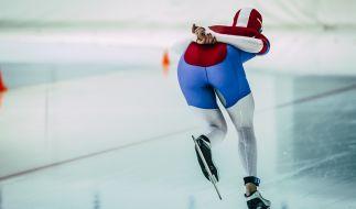 Eisschnelllauf-Bundestrainer Ad Krook ist im Alter von 76 Jahren gestorben. (Symbolfoto) (Foto)
