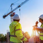 In Denklingen sind vier Männer bei einem Baustellenunfall ums Leben gekommen.
