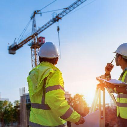Betondecke kracht auf Bauarbeiter - 4 Männer tot (Foto)