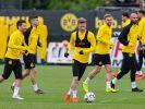 Die Dortmunder Borussen müssen am 4. Spieltag der Champions-League-Gruppenphase gegen FC Brügge ran. (Foto)