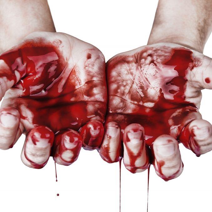 Mann auf offener Straße geköpft, Schwangere niedergemetzelt (Foto)