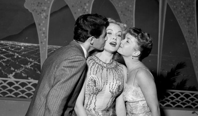 Rhonda Fleming, Schauspielerin (10.08.1932 - 14.10.2020) (Foto)