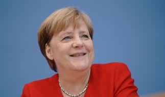 Angela Merkel appelliert an die Bürger, sich an die Corona-Regeln zu halten. (Foto)