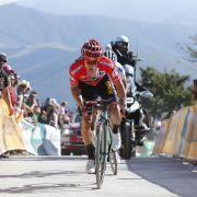 Zweiter Vuelta-Sieg für Roglic - Ackermann gewinnt Schlussetappe (Foto)