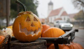 Das Herbst-Wetter hält für Deutschland einen meteorologischen Mix bereit - von Sturm über Bodenfrost bis hin zu einer Hitze-Vorhersage ist alles dabei. (Foto)