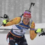 Termine + Kader der Biathlon-Damen zum Saison-Auftakt in Kontiolahti (Finnland) (Foto)